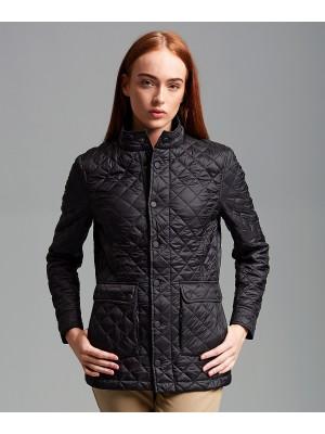 Plain Women's Quartic quilt jacket Jacket 2786 Outer: 36. Lining: 52. Wadding: 120 GSM