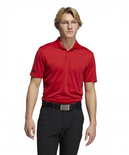 Plain adidas® Performance polo T-shirts Adidas® 210 GSM