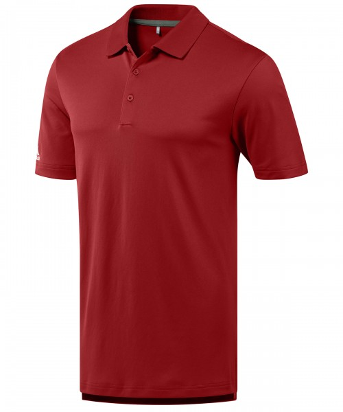 Plain Performance polo shirt T-shirts Adidas® 172 GSM