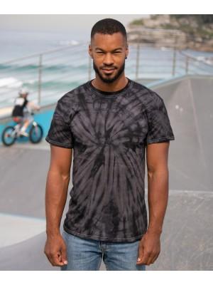 Plain Tonal spider T T-shirts Colortone 175 GSM
