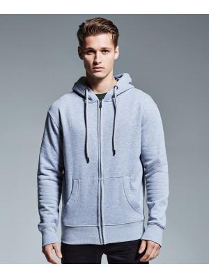 Plain Men's Anthem full-zip hoodie Hoodies Anthem 320 GSM
