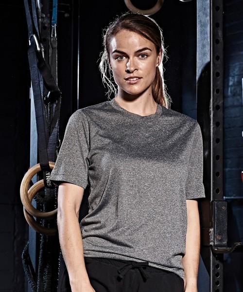Plain Cool urban marl T T-shirt AWDis Just Cool 155 GSM