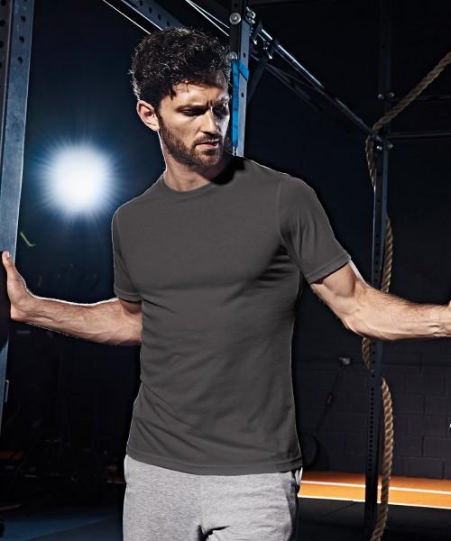 Plain Cool urban fitness T T-shirt AWDis Just Cool 140 GSM