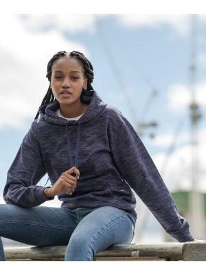 Plain Cosmic blend hoodie Hoodies AWDis Just Hoods 280 GSM