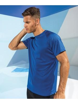 Plain TriDri® embossed sleeve t-shirt T-shirts TriDri® 135 GSM