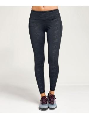 Plain Women's TriDri® performance camo leggings full-length Leggings TriDri® 260 GSM