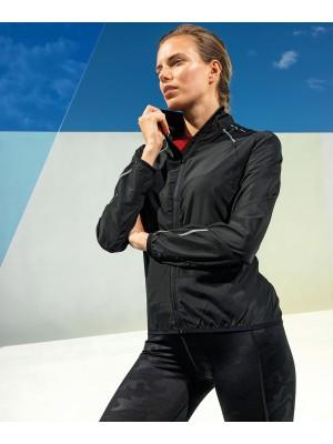 Plain Women's TriDri® ultra-light fitness shell Jackets TriDri® 70 GSM