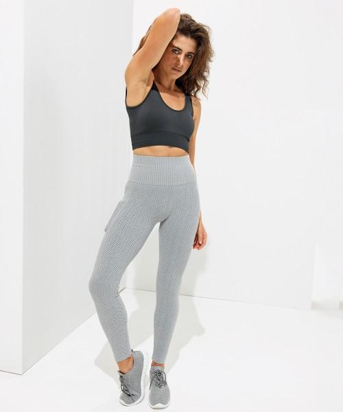 Plain Women's TriDri® knitted city leggings  leggings TriDri® 330 GSM