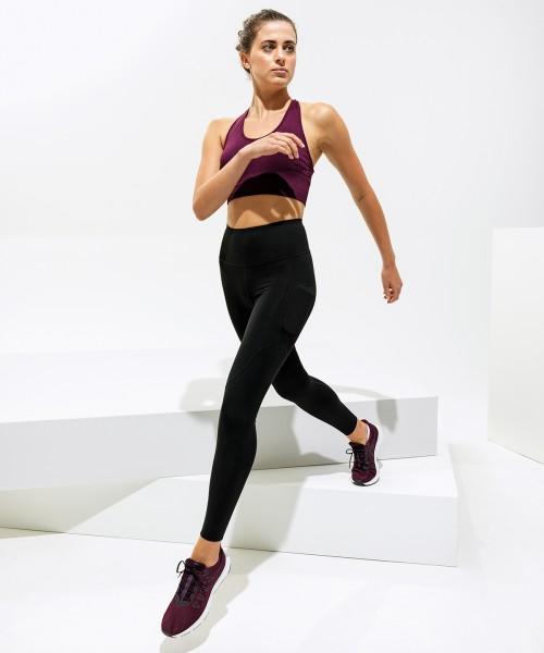 Plain Women's TriDri® hourglass leggings  leggings TriDri® 210 GSM