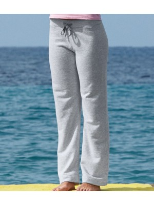 Plain Lady Fit Jog Pants Fruit of the Loom 280 GSM