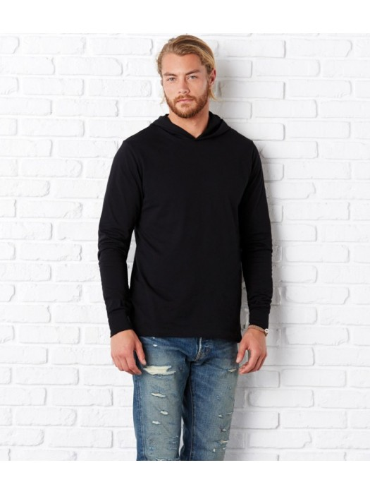 Plain T-Shirt Long Sleeve Bella & Canvas 145 gsm