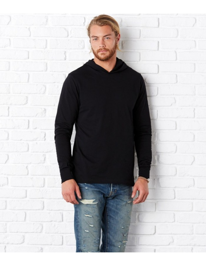 Plain T-Shirt Long Sleeve Bella & Canvas 145 gsm