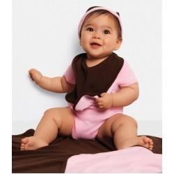 Plain Baby Rib Reversible Beanie Bella 195 GSM