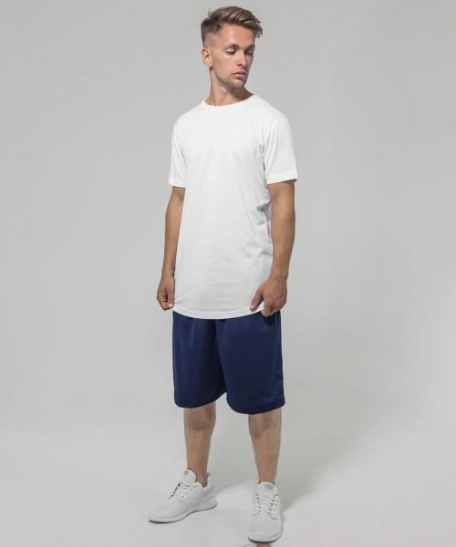 Plain Mesh shorts  Shorts Build Your Brand 130 GSM