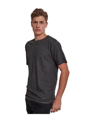 Plain Spray dye tee T-shirts Build Your Brand 180 GSM