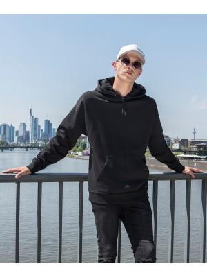 Plain Oversize hoodie Hoodies Build Your Brand 250 GSM