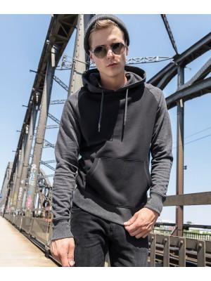 Plain Raglan hoodie  Hoodies Build Your Brand 260 GSM