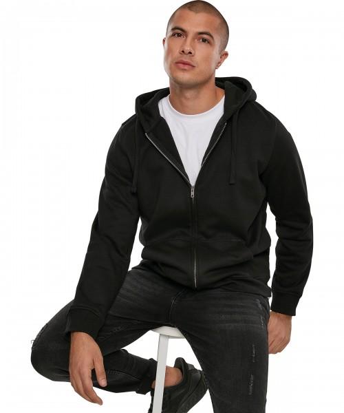Plain Merch zip hoodie Hoodies Build Your Brand 250 GSM