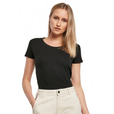 Plain Women's merch t-shirt T-shirts Build Your Brand 150 GSM