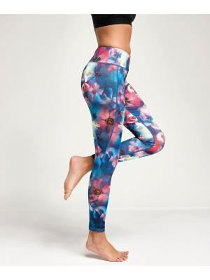 Plain Women's TriDri® performance flower leggings full-length Leggings TriDri® 260 GSM