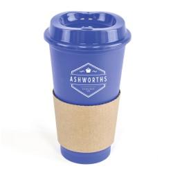 Personalised Cafe Take Out Mug