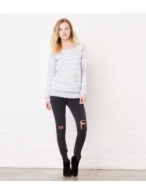 Plain Sweatshirt Wideneck Bella & Canvas 280 gsm