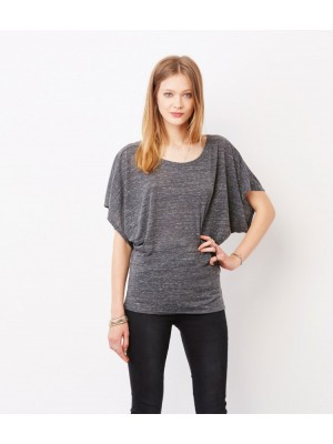 Plain T-Shirt Draped Sleeve Bella & Canvas 125 gsm GSM