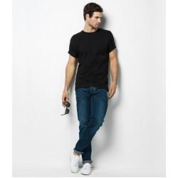 Plain T-Shirt Crew NeckKustom Kit 180  GSM