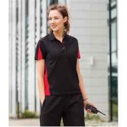 Plain Ladies Club Pique Polo Shirt Finden & Hales 200 GSM