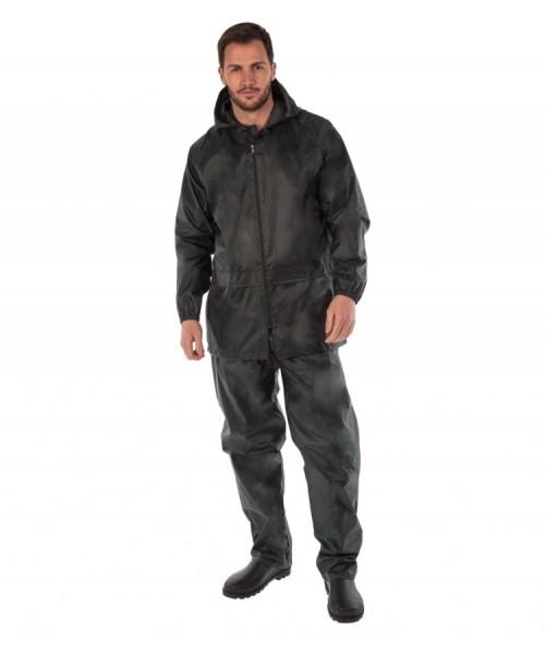 Plain Stormbreak Waterproof Overtrousers Regatta