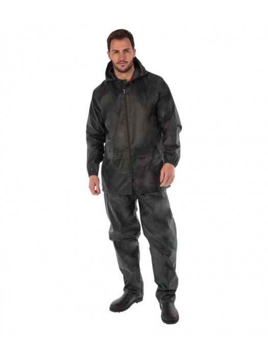 Plain Stormbreak Waterproof Overtrousers Regatta  GSM