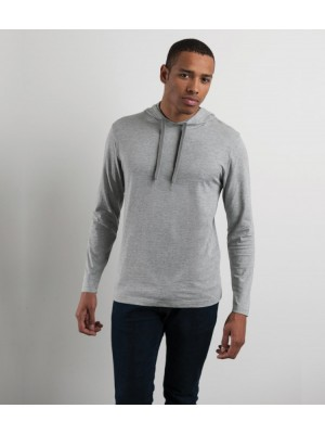 Plain Long Sleeve Toodie Awd is 180 GSM