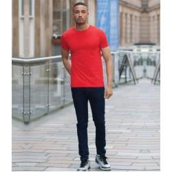 Plain T-Shirt Slim Fit Skinnifit 165 gsm