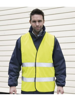Plain Core Motorist Safety Vest Result