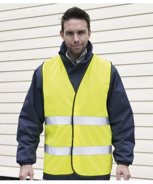 Plain Core Motorist Safety Vest Result