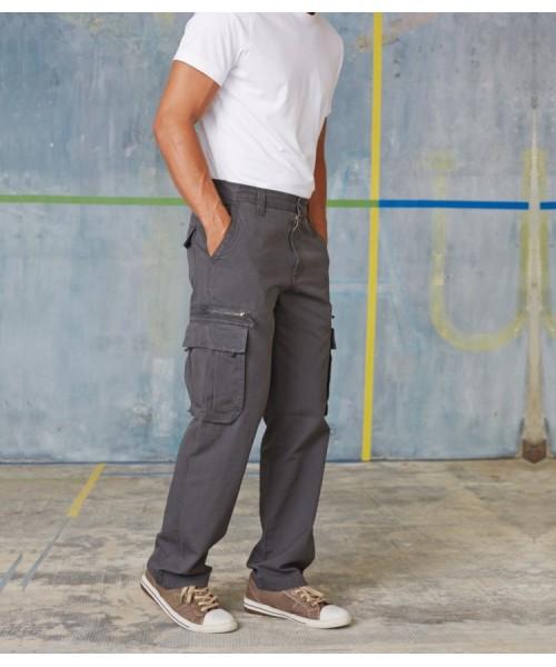 Plain Heavy Canvas Trousers Kariban 270 GSM