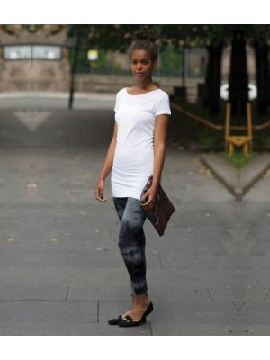 Plain T-Shirt Short Sleeve Slinky Skinnifit 170 GSM