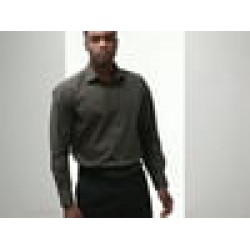 Plain Fitted Shirt Easy Care Russell 140 GSM