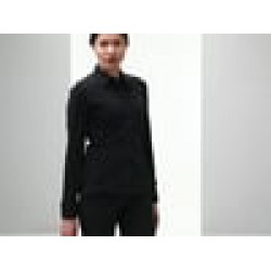 Plain Stretch Top Ladies Long Sleeve Russell White 215 gsm Black 220 GSM