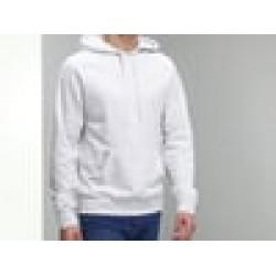 Plain Sweatshirt Lightweight Hooded Fruit of the Loom 240 GSM