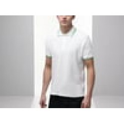 PREMIUM TIPPED PIQUE POLO SHIRT Fruit of the Loom White 170 gsm Cols 180 GSM
