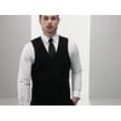 Plain Waistcoat Lined Premier 185 GSM