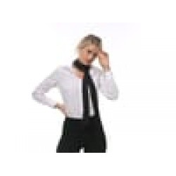 Plain Business Shirt Contemporary Kustom Kit 105 GSM