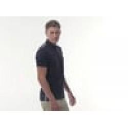 Plain Team style slim fit polo shirt Kustom Kit 210 GSM