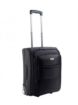Plain AIRPORT TROLLEY SUITCASE BAG SOLS