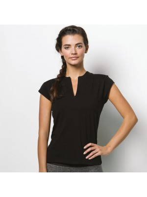 Plain Top Ladies Fitness Gamegear 200 GSM