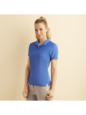 Plain Polo Shirt Double Pique Gildan 190 GSM