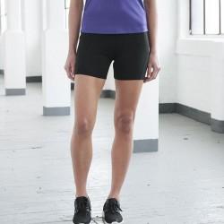 Plain Shorts Girlie Training AWDis Just Cool 280 GSM