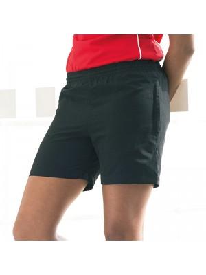 Plain Shorts Ladies Microfibre Finden & Hales