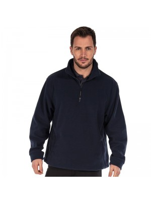 Plain Fleece Thor Zip Neck Regatta 250 GSM